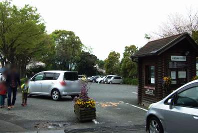 植物園駐車場