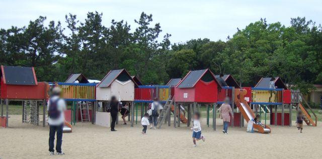 子供の広場遊具_640