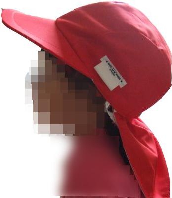 赤白帽横顔_400